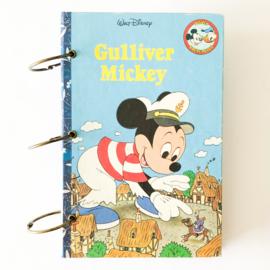 Junkjournal - Gulliver Mickey (industrieel thema)