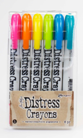 Distress Crayons '1'