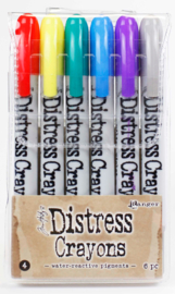 Distress Crayons '4'