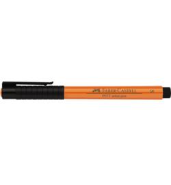 Faber-castell Pitt artist Pen (S) Oranje