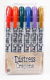Distress Crayons '9'