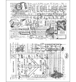 Silicone Stamp Skizzen