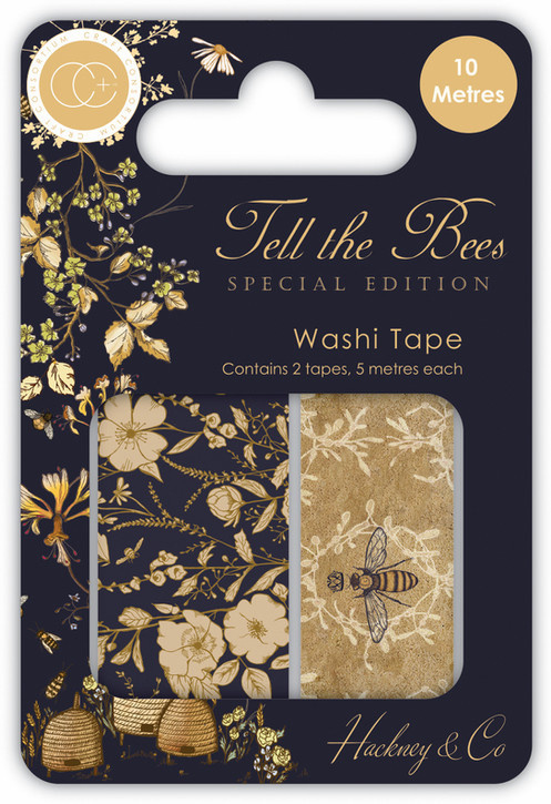 Tell the bees - special edition - washi tape