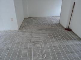 info betreft taatsdeuren icm vloerverwarming