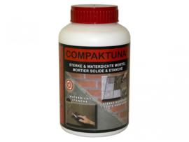 COMPAKTUNA 1 liter, mortel- en betonadditief
