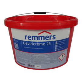 REMMERS Gevelcrème 25, gevel impregneer (Funcosil) 12,5L