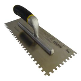 Lijmkam 300x120mm 6x6 vertanding RVS