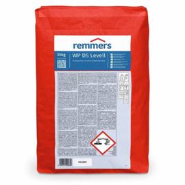 REMMERS WP DS Levell (dichtspachtel) 25kg Sneldrogende universele waterdichte mortel bestand tegen sulfaat-zout
