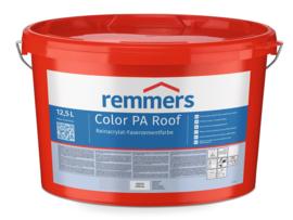 Roofpaint REMMERS Color PA Roof - Zwart 12,5L – ook voor winterperiode