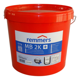 REMMERS MB 2K 8,3kg (Multi-Baudicht, kelderdichting, vocht- en zout blokkerend)