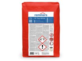 REMMERS SP Top White 20kg (Saneerputz antiek wit) Speciale pleister voor vocht- en zoutbelast metselwerk
