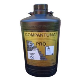 COMPAKTUNA PRO 5 liter, mortel- en betonadditief