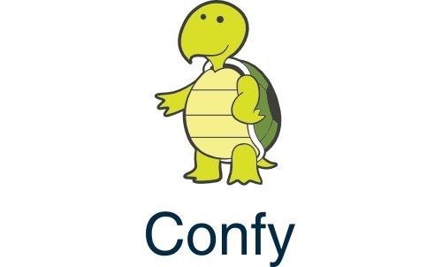 Confy - opstijgend vocht behandelen