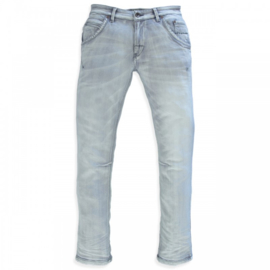 Cars jeans Loyd grijs used jeans