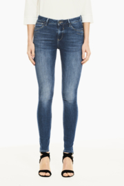 Garcia Celia medium used high waisted stretch jeans
