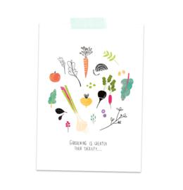 Veggies Poster A4