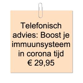 Boost je immuunsysteem