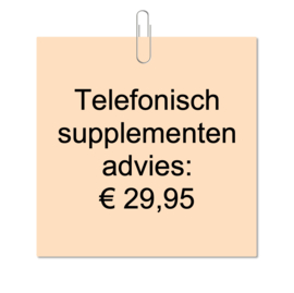 supplementen advies