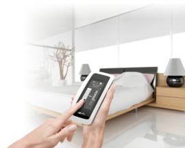 Somfy | Nina io, een afstandsbediening met intuïtieve soft touch screen