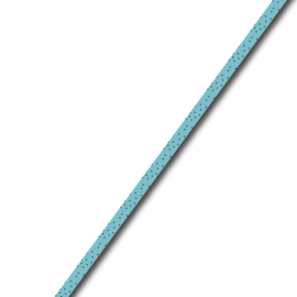 Smalle Washi tape: Mini Blue Dots (w21)