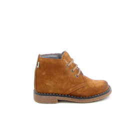 Bo Bell seal suede Roble