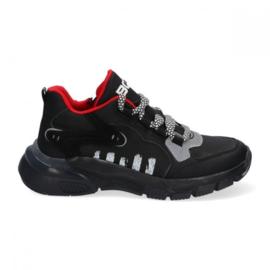 Gio Genna - 421970-589 - Zwart Lage sneakers voor Jongens
