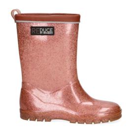Reduce by Braqeez Regenlaars - 120960 - Roze Glitter