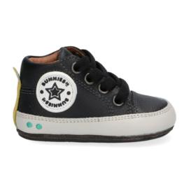 Zukke Zacht - 221501-589 - Zwart Babyschoentjes voor Jongens