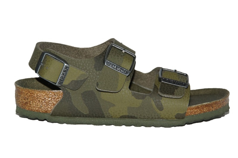 Milano Camouflage Green