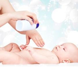 Geurolie - Babypowder