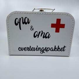 Overlevingspakket Opa & Oma