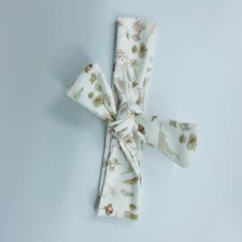 Haarbandje romantic dried flouwers