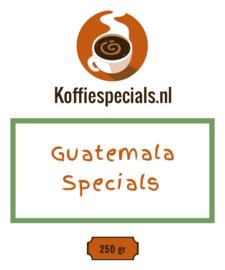 Guatemala Specials