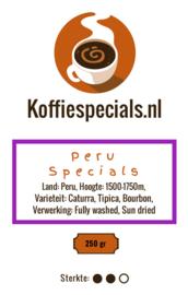 Peru Specials