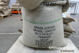 Koffiebonen uit Brazilië   3 september 2021