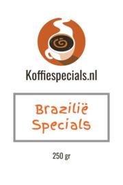 Brazilië Specials