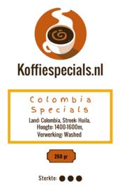 Colombia Specials