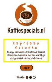 Espresso Arrosto