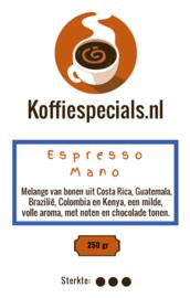 Espresso Mano