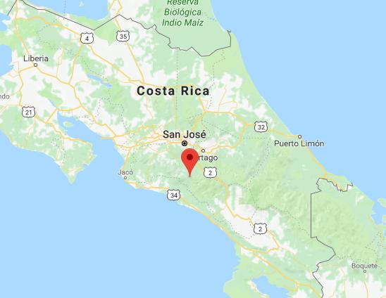 Tarrazu Costa Rica