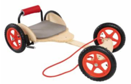 Houten Zeepkist - Go Cart
