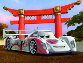 Cars Houten Blokpuzzel