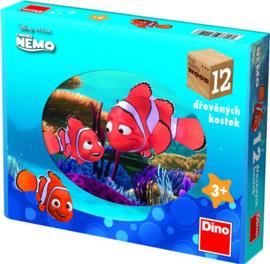 Finding Nemo Houten Blokpuzzel