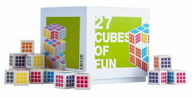 Fritzo Cube Breinbreker (van 12 jaar tot 99 jaar)