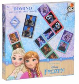 Frozen Houten Domino