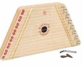 Houten Harp van Hape voor kinderen