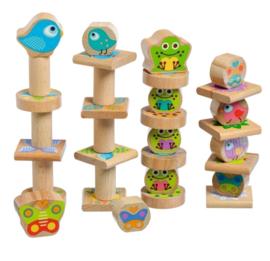 Balanceerspel - Kleine vriendjes
