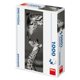 Legpuzzel Giraffen - 1000 stukjes