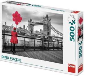 Puzzel van London - 500 stukjes