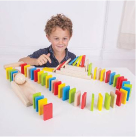 Houten Dominoblokken